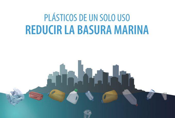 Reglas para evitar los residuos plásticos de un sólo uso
