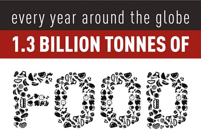 Cifras sobre el desperdicio de alimentos en el mundo