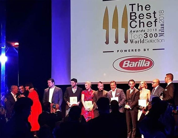 The Best Chef 2018