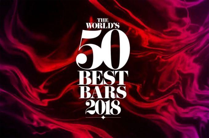 The World's 50 Best Bars 2018