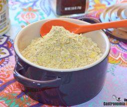Cacahuete en polvo y chipotle