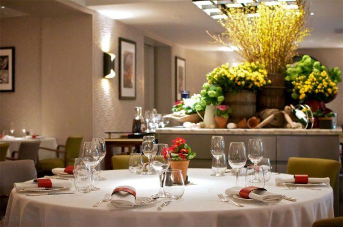 Restaurante del chef Pierre Koffmann
