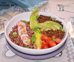 Sabor y salud en el plato