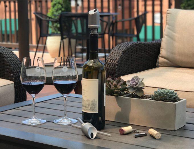 Filtros de PureWine para evitar la alergia al vino