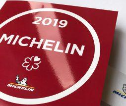 Guía Michelin España y Portugal 2019