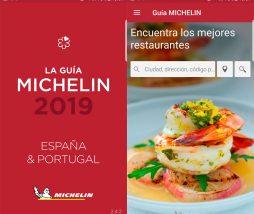 Guía Michelin digital