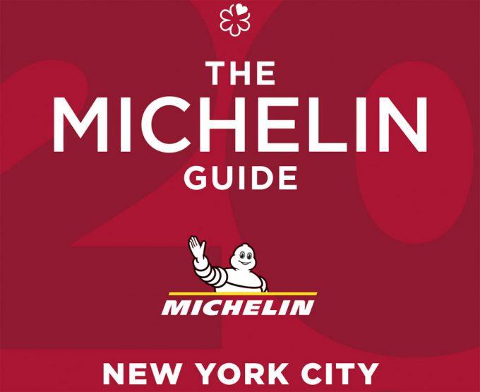 Guías Michelin de Estados Unidos