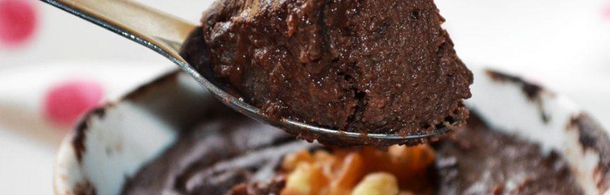 Brownie saludable en 5 minutos