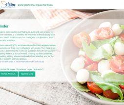 Valores Dietéticos de Referencia (VDR)