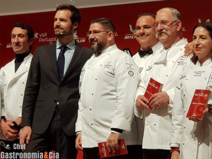 Dani García logra la tercera estrella Michelin