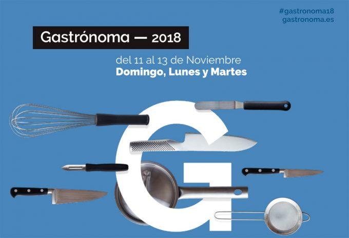 Programa del congreso gastronómico de la Comunidad Valenciana