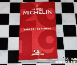Nuevos estrellas Michelin en España