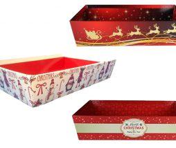 Cajas de Navidad para regalar