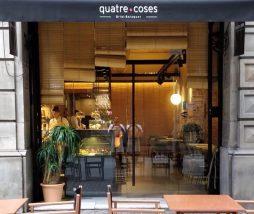 Quatre.Coses, la nueva propuesta gastronómica de Oriol Balaguer