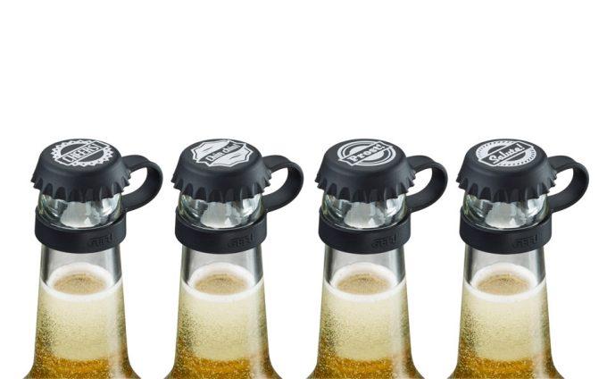 Tapones para botellas de cristal