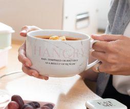 Taza para sopas y cremas