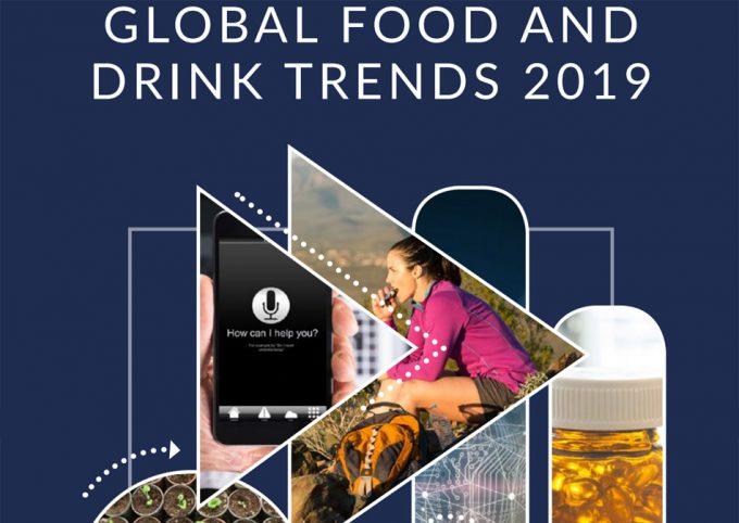 Cambios en la alimentación y la bebida para el año 2019