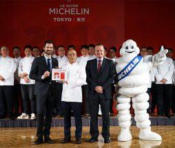Lista de restaurantes con estrella Michelin en Tokio