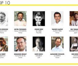 Arnaud Donckele , Mejor Chef del Mundo 2019