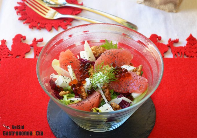 Recetas fáciles de ensaladas