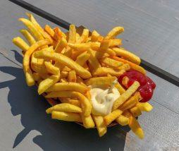 """Las patatas fritas son un""""bomba calórica de almidón"""""""