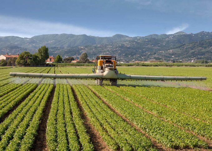 Pesticidas permitidos en Estados Unidos