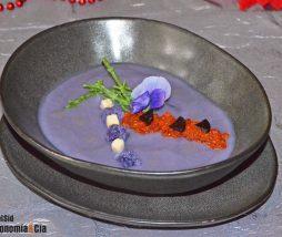 Receta de coliflor con salicornia
