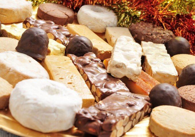 Feria del dulce conventual de Navidad