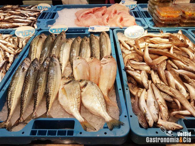 Seguridad alimentaria en productos pesqueros