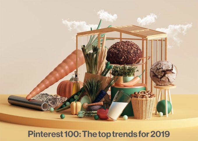 Pinterest 100: Las mejores tendencias para 2019