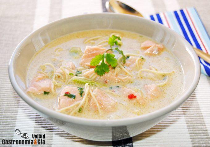 Recetas caseras de sopa