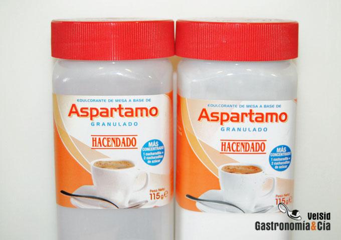 Efectos del aspartamo en el organismo