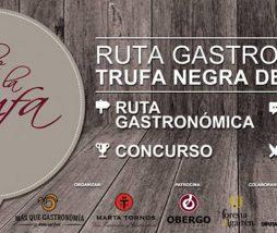 Ruta gastronómica de la trufa negra en Zaragoza y provincia