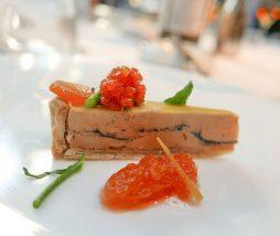 Foie gras en California