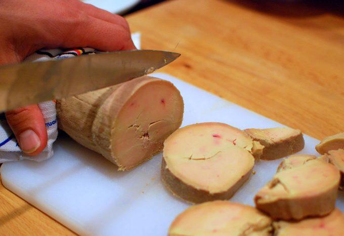 Ley que prohíbe la venta de foie gras en Estados Unidos