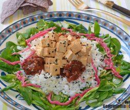 Recetas vegetarianas con arroz