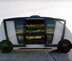 venta autónoma de alimentos