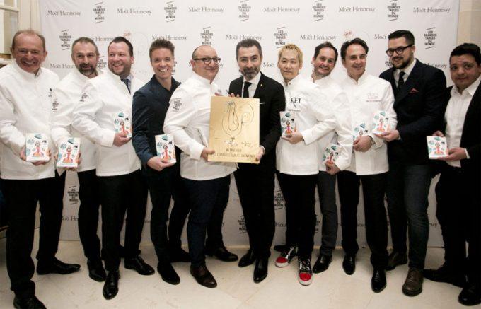 Guía de Mejores Restaurantes del Mundo 2019
