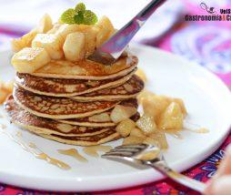 Receta de pancakes