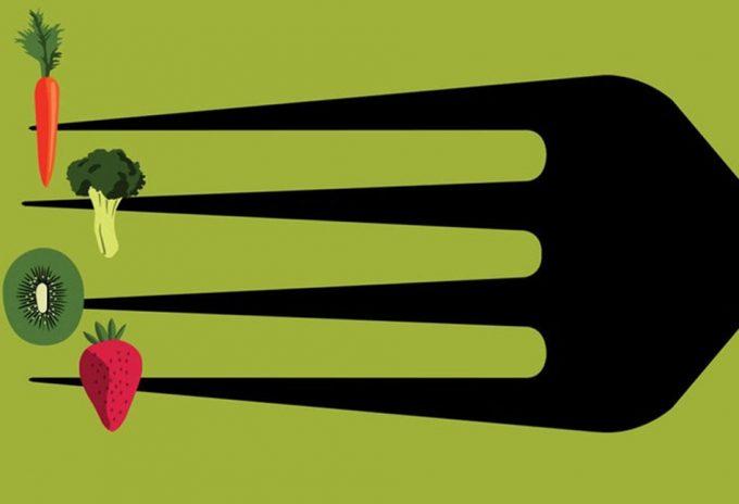 Los alimentos veganos y vegetarianos ganan terreno en too el mundo