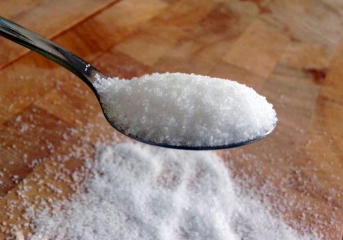 Reducir la producción y venta de azúcar en el reino Unido