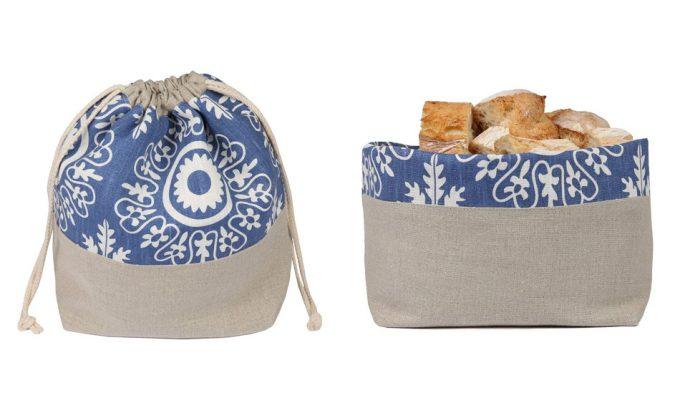 Bolsa para comprar, conservar y servir pan