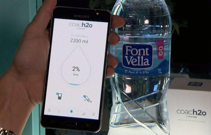 Tecnología para hidratarse correctamente