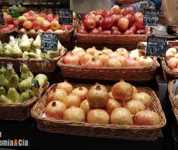 Gasto en la compra de alimentos en España