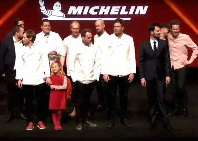 Estrellas Michelin en los países nórdicos