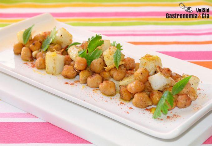 Recetas de cocina con legumbres