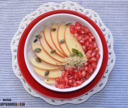 Receta de desayuno sano