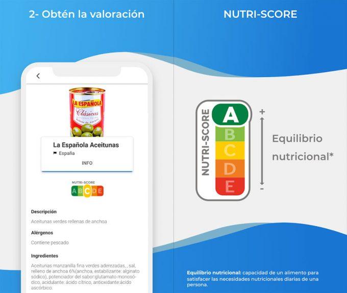 App para conocer la trazabilidad de los productos alimenticios
