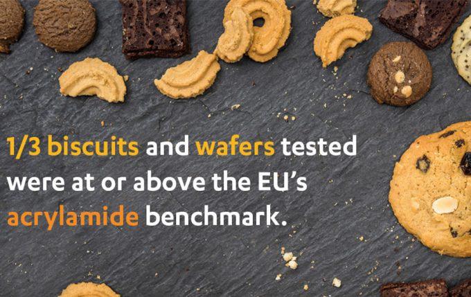 La Unión Europea debe proteger mejor a los consumidores de la acrilamida en los alimentos