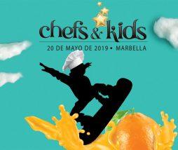 El encuentro solidario que transmite a los niños la afición por la gastronomía